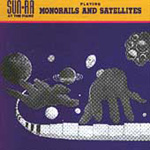 Monorails And Satellites (CD)