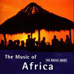 The Rough Guide To The Music Of Africa (CD)