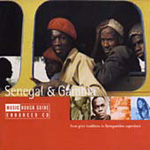 The Rough Guide To The Music Of Senegal & Gambia (CD)