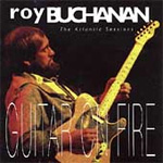 Guitar On Fire - The Atlantic Sessions (CD)