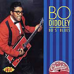 Produktbilde for Bo's Blues (CD)