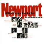 Newport Broadside: Newport Folk Festival 1963 (CD)
