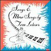 Songs & More Songs By Tom Lehrer (CD)