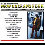 New Orleans Funk: The Original Sound Of Funk 1960-75 (CD)
