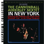 The Cannonball Adderley Sextet In New York (CD)