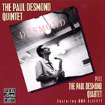 Paul Desmond Quintet/Quartet (CD)