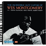 Produktbilde for The Incredible Jazz Guitar Of Wes Montgomery (Remastered) (UK-import) (CD)