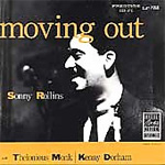 Moving Out (CD)