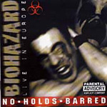 No Holds Barred - Live In Europe (CD)