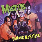 Famous Monsters (CD)