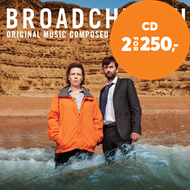 Produktbilde for Broadchurch - Soundtrack (CD)