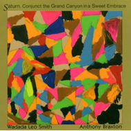 Saturn, Conjunct The Grand Canyon In A Sweet Embrace (CD)