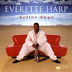 Better Days (CD)