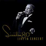 Sinatra 80th: Live In Concert (CD)