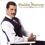 The Freddie Mercury Album (CD)