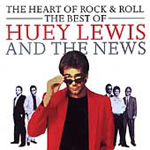 The Heart Of Rock & Roll:  The Best Of Huey Lewis And The News (CD)