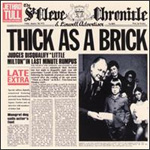 Thick As A Brick (Remastered) (CD)