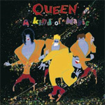 A Kind Of Magic (Remastered) (CD)