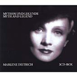 Myth And Legend (CD)