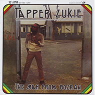 The Man From Bozrah (CD)