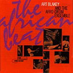 The African Beat (CD)