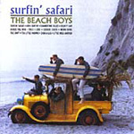 Surfin' Safari / Surfin' USA (Remastered) (CD)