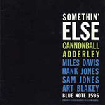 Somethin' Else (Remastered) (CD)