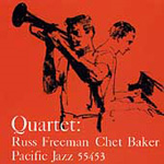Quartet: Russ Freeman, Chet Baker (CD)
