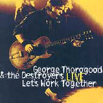 Let's Work Together Live (CD)