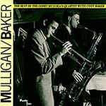 Best Of Gerry Mulligan Quartet With Chet Baker (CD)