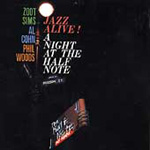 Jazz Alive! A Night At The Half Note (CD)