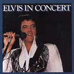 Elvis In Concert (CD)