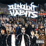 Delinquent Habits (CD)