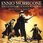 Legendary Italian Westerns (CD)