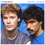 The Very Best Of Daryl Hall & John Oates (CD)