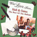 With Love From Hall & Oates: The Best Of The Ballads (CD)