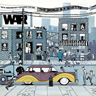 The World Is A Ghetto - 40th Anniversary Edition (CD)