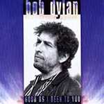 Good As I Been To You (CD)