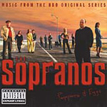 Produktbilde for The Sopranos Vol. 2: Peppers And Eggs (UK-import) (2CD)