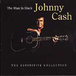 The Man In Black: The Definitive Collection (CD)
