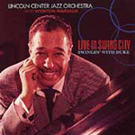 Live In Swing City: Swingin' With Duke (CD)