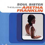 Soul Sister: The Classic Aretha Franklin (CD)