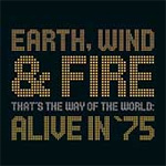 That's The Way Of The World - Alive In '75 (USA-import) (CD)