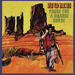 Pause For A Hoarse Horse (CD)
