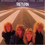 Straight Down The Line (CD)