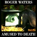 Amused To Death (CD)
