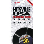Hitsville USA: The Motown Singles 1959-1971 (4CD)
