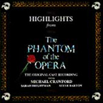 Produktbilde for Highlights From The Phantom Of The Opera (UK-import) (CD)