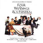 Four Weddings And A Funeral -  Songs From & Inspired By The Film (CD)