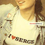 I Love Serge: Electronica Gainsbourg (CD)
